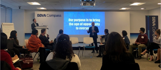 First Career Pathways 2019 Cohort Meeting