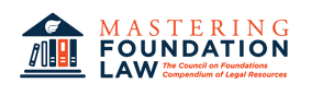 mastering law foundation logo